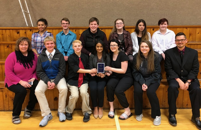 Wallace Speech Meet Runner-Up 2019