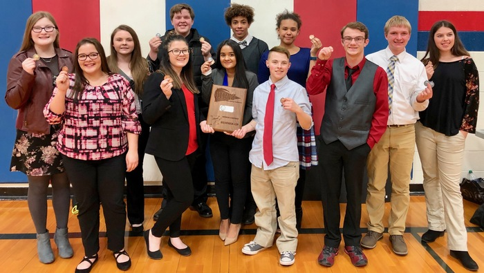 RPAC Runner-Up Speech Team