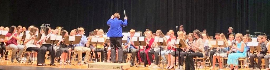 JH Honor Band